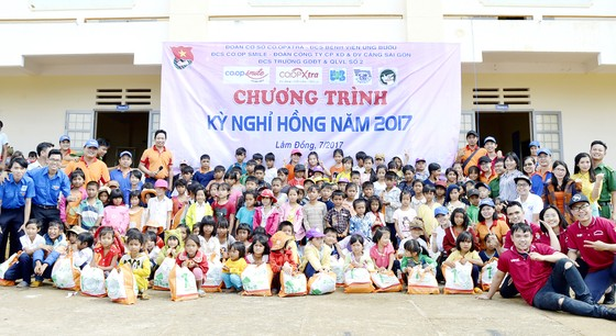 Dấu ấn sức trẻ tình nguyện ảnh 3