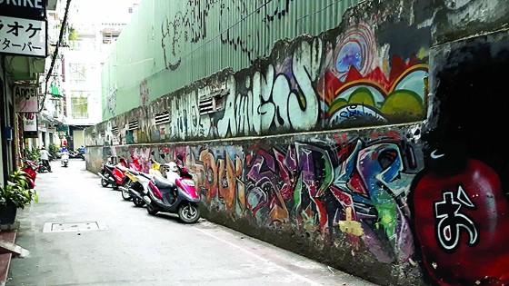 kỹ năng thể hiện, bức tranh đường phố ảnh 5