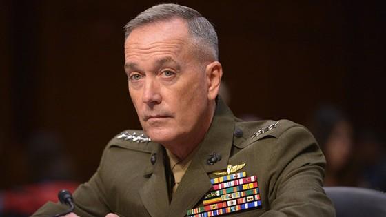 Tổng thống Mỹ tái đề cử hai lãnh đạo Hội đồng Tham mưu trưởng liên quân ảnh 1