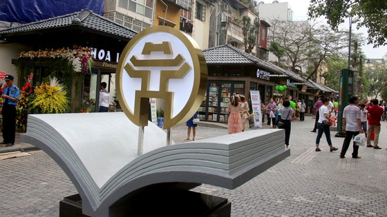 Phố Sách – Không gian văn hóa giữa lòng Thủ đô ảnh 1