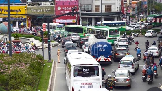 Giải pháp giao thông khu vực sân bay Tân Sơn Nhất ảnh 2