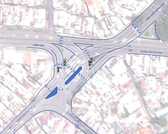 Giải pháp giao thông khu vực sân bay Tân Sơn Nhất ảnh 4