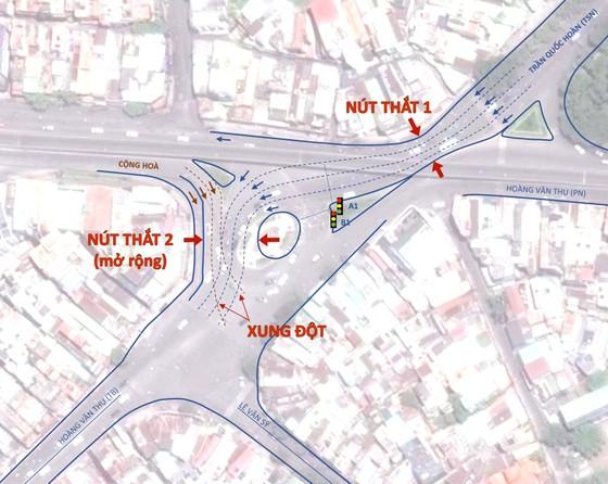 Giải pháp giao thông khu vực sân bay Tân Sơn Nhất ảnh 5