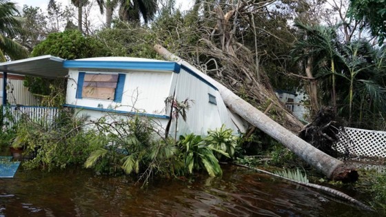 Florida tan hoang sau bão Irma ảnh 10