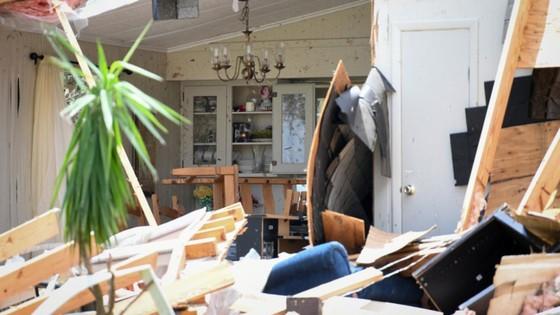 Florida tan hoang sau bão Irma ảnh 11