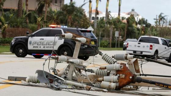 Florida tan hoang sau bão Irma ảnh 14