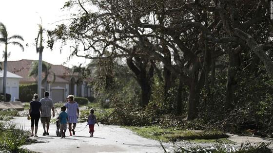Florida tan hoang sau bão Irma ảnh 8