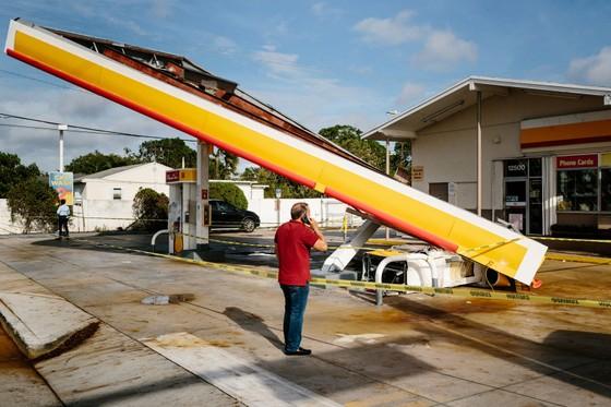 Florida tan hoang sau bão Irma ảnh 5