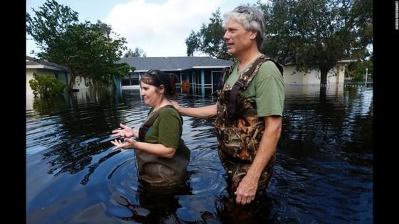 Florida tan hoang sau bão Irma ảnh 24