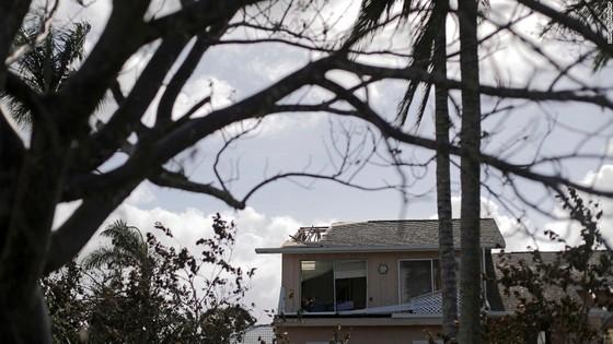Florida tan hoang sau bão Irma ảnh 28