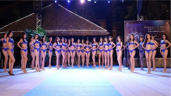 Thí sinh Hoa hậu Đại Dương Việt Nam 2017 quyến rũ trong phần thi trang phục bikini ảnh 2