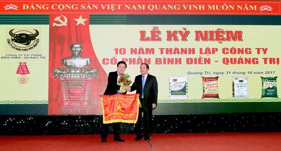 Công ty cổ phần phân bón Bình Điền Quảng Trị: Phơi phới tuổi lên 10 ảnh 1