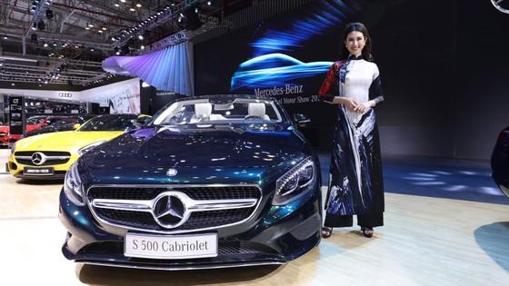Quyến rũ cùng Mercedes-AMG GLA 45 4MATIC và S 400 4MATIC Coupé ảnh 3