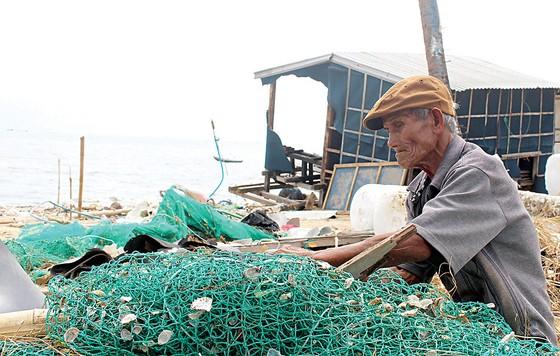 Nông dân miền Trung chuẩn bị vào mùa sau lũ bão ảnh 3