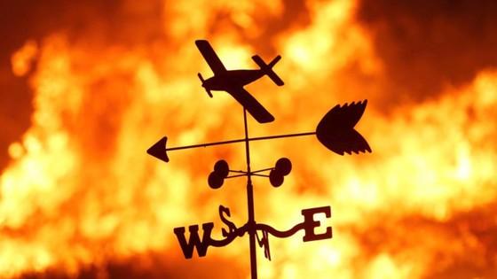 Mỹ: Cháy rừng tại Nam California tiếp tục diễn biễn phức tạp  ảnh 20