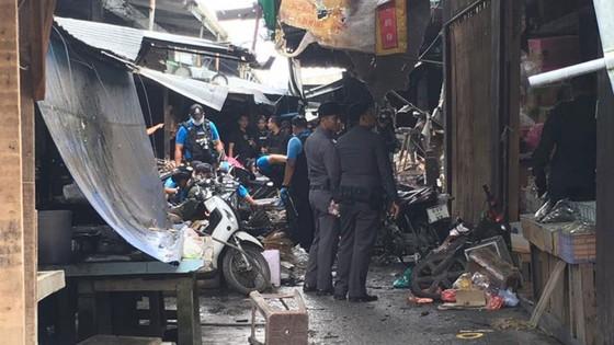 Nổ bom ở miền Nam Thái Lan, 22 người thương vong ảnh 2