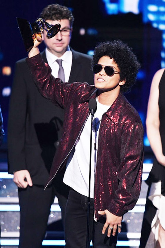 Lễ trao giải Grammy 2018: Bruno Mars thắng lớn ảnh 1