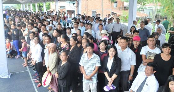 Lễ an táng nguyên Thủ tướng Phan Văn Khải ảnh 21