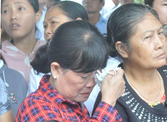 Lễ an táng nguyên Thủ tướng Phan Văn Khải ảnh 23