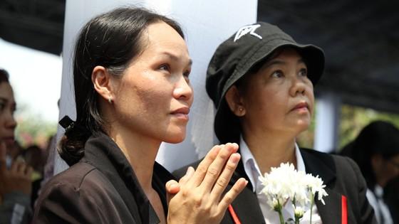 Lễ an táng nguyên Thủ tướng Phan Văn Khải ảnh 18