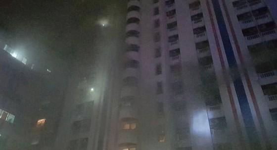 Cháy chung cư ở Bangkok: 3 người thiệt mạng, nhiều người Việt Nam bị thương ảnh 8