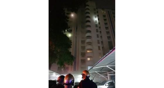 Cháy chung cư ở Bangkok: 3 người thiệt mạng, nhiều người Việt Nam bị thương ảnh 10