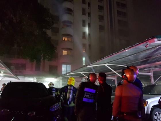 Cháy chung cư ở Bangkok: 3 người thiệt mạng, nhiều người Việt Nam bị thương ảnh 11