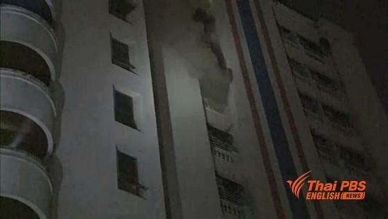 Cháy chung cư ở Bangkok: 3 người thiệt mạng, nhiều người Việt Nam bị thương ảnh 3