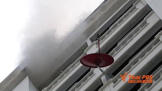 Cháy chung cư ở Bangkok: 3 người thiệt mạng, nhiều người Việt Nam bị thương ảnh 4