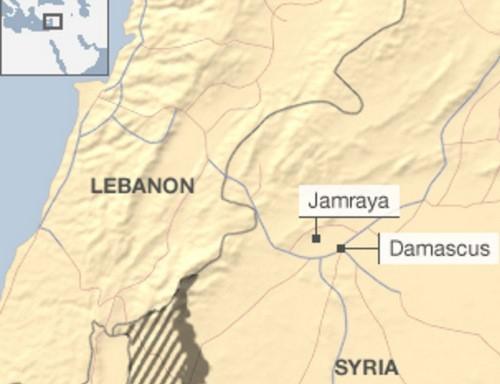 Nổ lớn tại Syria sau khi Tổng thống Mỹ ra lệnh tấn công ảnh 2
