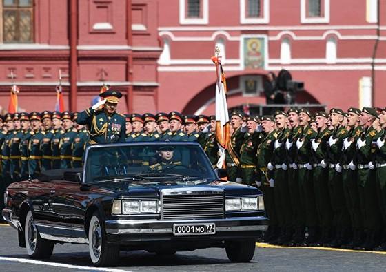Nga diễu binh mừng Ngày Chiến thắng ảnh 2