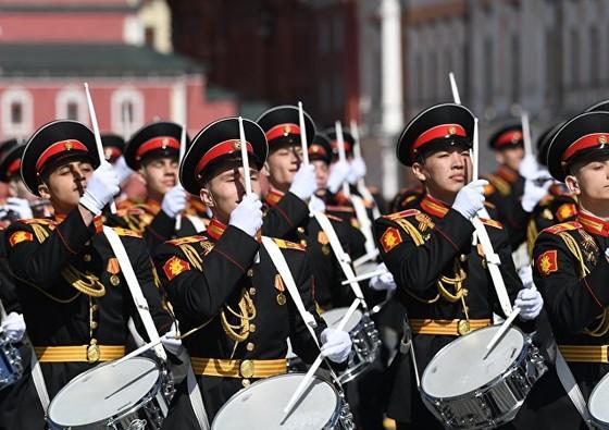 Nga diễu binh mừng Ngày Chiến thắng ảnh 3