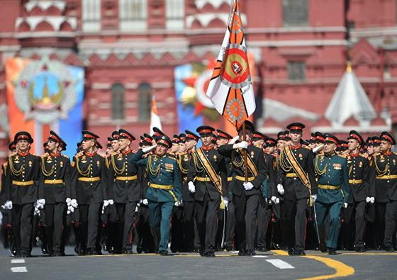 Nga diễu binh mừng Ngày Chiến thắng ảnh 4