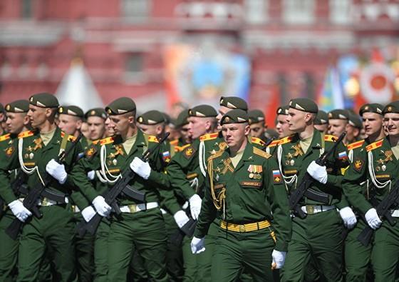 Nga diễu binh mừng Ngày Chiến thắng ảnh 11
