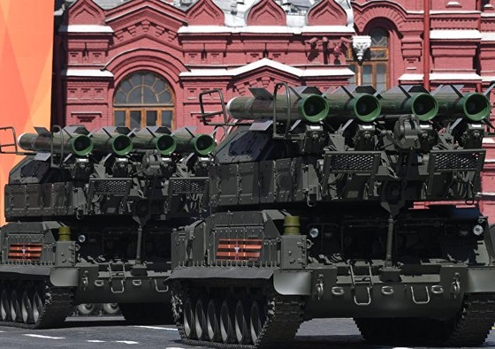 Nga diễu binh mừng Ngày Chiến thắng ảnh 9