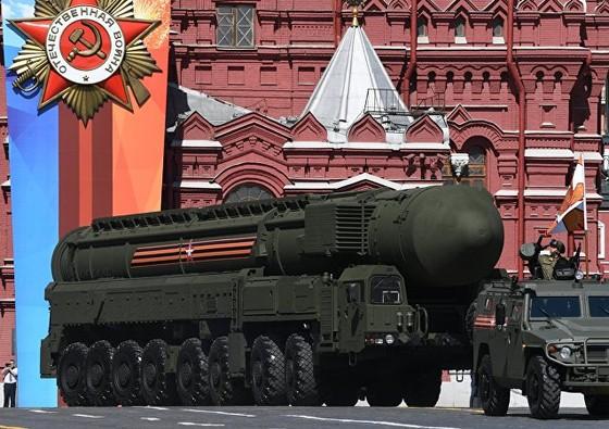 Nga diễu binh mừng Ngày Chiến thắng ảnh 7