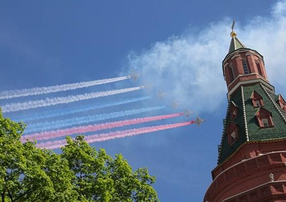 Nga diễu binh mừng Ngày Chiến thắng ảnh 6