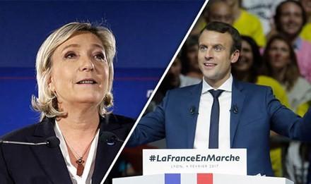 Bầu cử Tổng thống Pháp: 2 quan điểm đối chọi ảnh 1