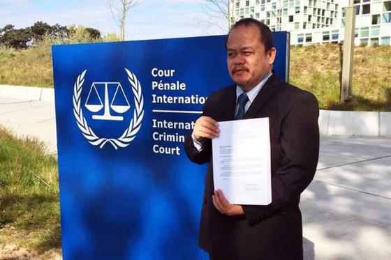 Tổng thống Philippines bị kiện ra Tòa hình sự quốc tế ảnh 1
