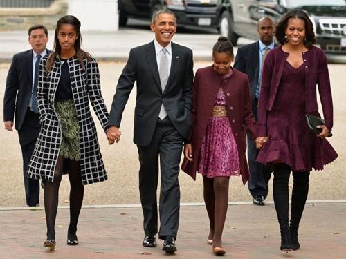 Gia đình Obama mua nhà 8,1 triệu USD ở Washington - ảnh 1