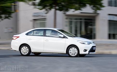 Xe sedan cỡ nhỏ tại Việt Nam chạy đua giảm giá bán - ảnh 4