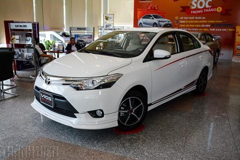 Xe sedan cỡ nhỏ tại Việt Nam chạy đua giảm giá bán - ảnh 2