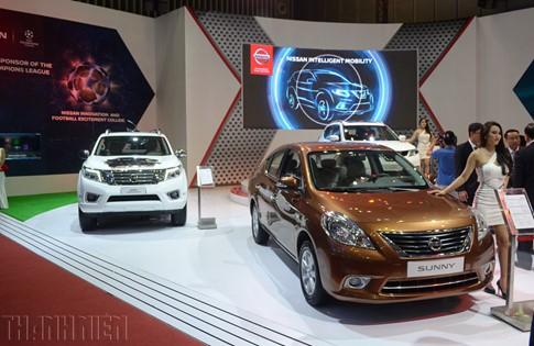 Xe sedan cỡ nhỏ tại Việt Nam chạy đua giảm giá bán - ảnh 3