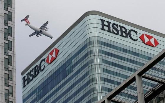 Ngân hàng đa quốc gia HSBC có tổng giá trị tài sản 2.570 tỉ USD, xếp vị trí thứ 5.