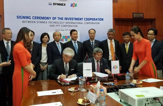 FPT Trading bán 47% vốn điều lệ cho đối tác Đài Loan ảnh 1