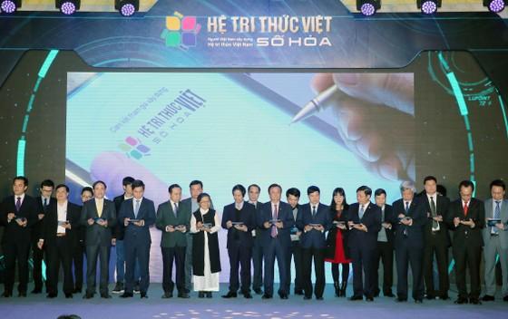 Hệ tri thức Việt số hóa chính thức được vận hành ảnh 1
