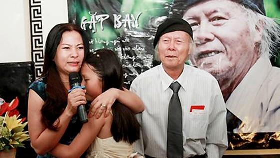 """Nhà thơ Thanh Tùng đã vội vã """"ra đi""""... ảnh 2"""