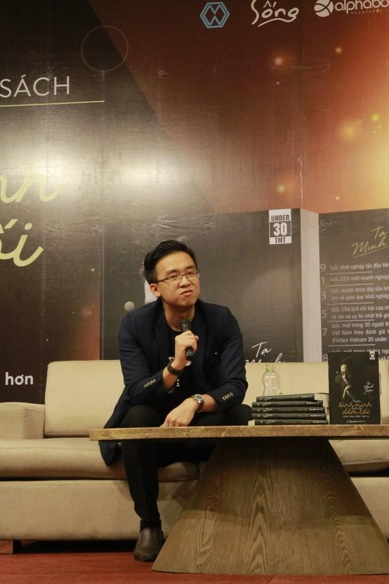 Sách khởi nghiệp của Tạ Minh Tuấn với nỗi ám ảnh ngày mai không còn nữa ảnh 2