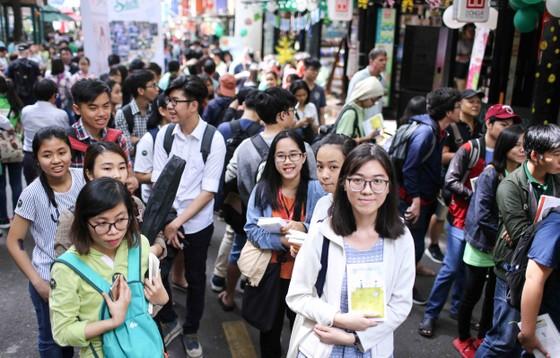 Đường sách TPHCM góp phần lan tỏa niềm đam mê văn hóa đọc trên cả nước ảnh 4