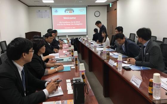 Đà Nẵng đẩy mạnh xúc tiến đầu tư tại Hàn Quốc ảnh 4